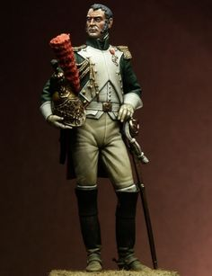 Officer of the Empress' Dragoons, 1815