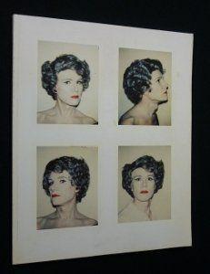 Andy Warhol Polaroids 1971-1986 Andy Warhol