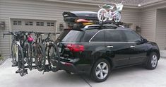 cycling 101- How to Choose a Hitch-Mounted Bike Rack