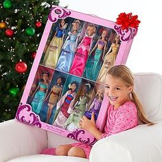 Classic Disney Dolls Gift set included ten barbie dolls, Cinderella, Rapunzel, Ariel and friends Disney Prince Dolls, Disney Barbie Dolls, New Disney Princesses, Disney Animator Doll, Disney Princess Toys, Disney Princess Birthday, Toys For Girls, Kids Toys, Baby Girl Toys