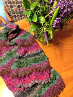 野呂栄作、かま。 もっと繊細な糸で編みたかったなぁ〜。