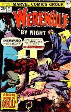 Werewolf by Night #29