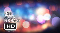 Free Stock Footage Loop Bokeh Depth of Field Free Stock Footage, Depth Of Field, Bokeh, Motion Graphics, Filmmaking, Youtube, Advice, Cinema, Tips