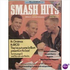 smash hits magazine 1988 - Google Search