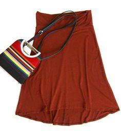 The Julep Skirt