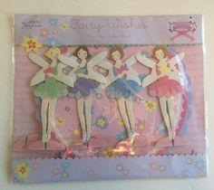 Meri Go Round Fairy Wishes Ballerinas Pop Up Cake Cupcake Stand  | eBay