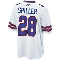 0c2441dbb CJ Spiller Jersey  Nike Away Game Buffalo Bills Jersey