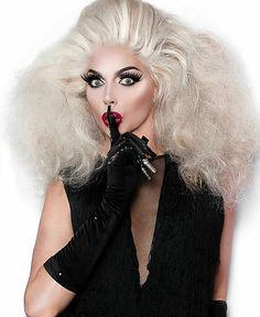 Drag Queen Race, Rupaul Drag Queen, Alyssa Edwards, Drag Queen Makeup, Drag Makeup, Drag Queens, Drag Race Season 5, Queen Fashion, Queen