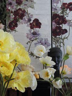 Claire Basler - Contemporary Artist - Flowers -111