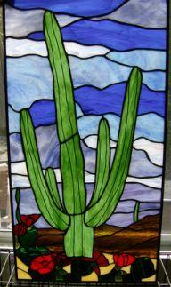 Picture saguaro by atouchofglassbydj.com Amazing