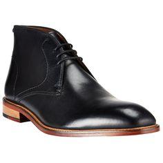 John Lewis black chukka boots £79