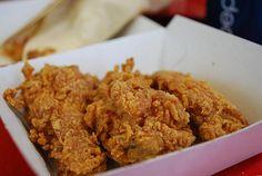 Du beau KFC croustillant