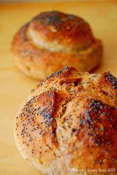 Oatmeal Bulgur Bread.  The goodness and fibre of bulgur.  This is a delicious sandwich bread or 12 nice chewy hamburger buns.