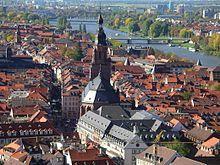 Altstadt Heidelberg - Heidelberg – Wikipedia