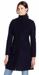 Via Spiga Women's Funnel-Neck Wool-Blend Coat Look Good Feel Good, Funnel Neck, Winter Coat, Wool Coats, Women's Coats, Coats For Women, Wool Blend, Cool Style, High Neck Dress