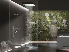 vertical garden in shower - Google Search