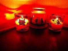 Yankee candle halloween decor