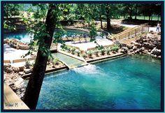Blue Spring Eureka Springs AR