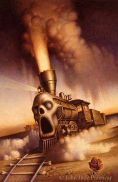 Gothic Train- John Jude P.