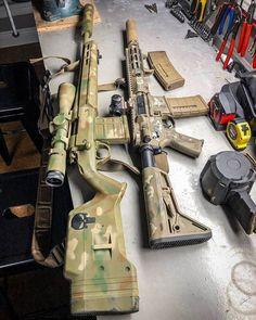 I believe everyone now owns airsoft guns. Weapons Guns, Airsoft Guns, Guns And Ammo, Sniper Gear, Ar Rifle, Ammo Cans, Battle Rifle, Military Guns, Firearms