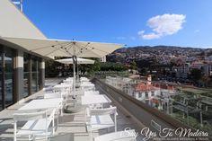 New Madeira Island Hotel: TURIM Santa Maria Funchal | Say Yes to Madeira Funchal, Vertical Green Wall, Car Station, Rooftop Bar, Beautiful Hotels, Santa Maria, Great View, Lisbon, Turin