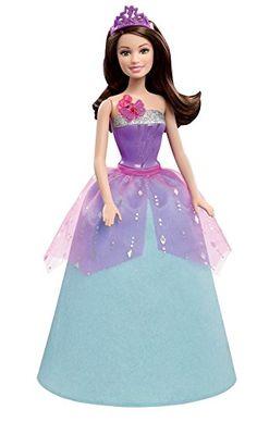 Tillie(from Bebe) - Barbie in Princess Power Corinne Doll