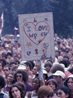 Discovered by Shan ♡. Find images and videos about gay, lesbian and lgbt on We Heart It - the app to get lost in what you love. Protest Signs, Protest Art, Riot Grrrl, Hippie Life, Power To The People, My Vibe, Woodstock, Dream Life, Wall Collage