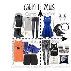 Cabin 1: Zeus