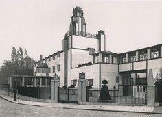 palais Stoclet - Joseph Hoffman