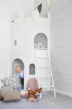 Домики для детской: 45 вдохновляющих идей