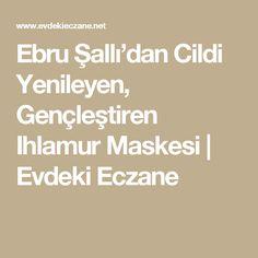 Ebru Şallı'dan Cildi Yenileyen, Gençleştiren Ihlamur Maskesi | Evdeki Eczane