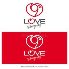 Illustration about Minimal photography logo design love concept. Illustration of creative, frame, iris - 83847139 Photography Logo Hd, Minimal Photography, Logo Design Love, Minimal Logo Design, Camera Logo, Camera Icon, Heart Shapes, Minimalism, Logos