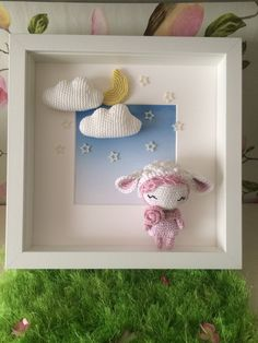 Pooh Crochet Pattern (Winnie the Pooh) Crochet Bunny, Crochet For Kids, Crochet Gifts, Crochet Toys, Amigurumi Patterns, Crochet Patterns, Crochet Wall Art, Nursery Frames, Personalized Valentine's Day Gifts