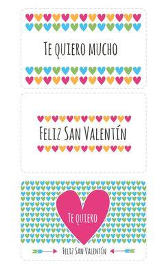 San valentin Paper Pop, Diy Paper, Candy Labels, Valentines Day Activities, Friendship Cards, Paper Envelopes, Valentine Day Love, Printable Paper, Digital Stamps
