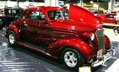1937 Chevrolet Coupe Street Rod....Beep Beep...Re-pin...Brought to you by #HouseofInsurance for #ClassicCarInsurance #EugeneOregon