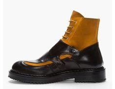 Kris Van Assche Fall Winter 2013 Hybrid Monk Boot • Selectism