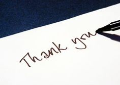 letter of thanks for interview