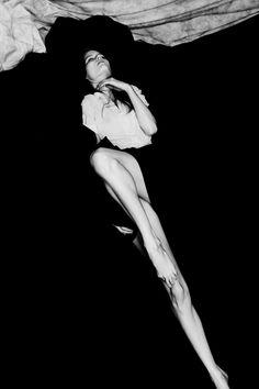 Josefine Nielsen by Billy Kidd.