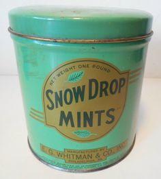vintage mints