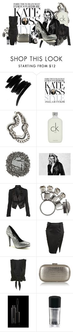 Kate Moss - The One and Only!!! by kat969 on Polyvore featuring ASOS, Anya Hindmarch, Giles & Brother, Mawi, Kenneth Jay Lane, Urban Decay, Lancôme, CK One, MAC Cosmetics and white