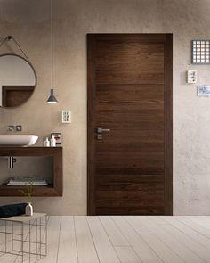 Interior Door Styles, Small House Interior Design, Modern Exterior House Designs, Simple House Design, Door Design Interior, Home Room Design, Main Entrance Door Design, Wooden Main Door Design, Pooja Room Door Design