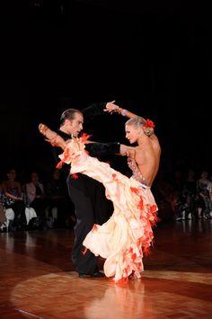 Riccardo Cocchi and Yulia Zagoruychenko Paso Doble