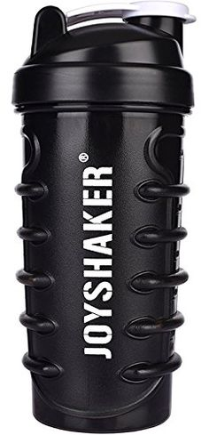 400ml BPA Free Shake Blender Shaker Mixer Cup Drink Whisk Ball Bottle Leak Proof