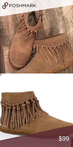 NWT Shenandoah Ugg Boots JUST Listed: NWT Shenandoah Ugg Boots   Color:   Condition: NWT   ❌Trades❌  ⚡️I ship lightening fast⚡️  Discounts with bundles UGG Shoes Ankle Boots & Booties