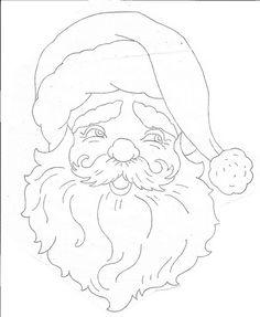 Santa Embroidery