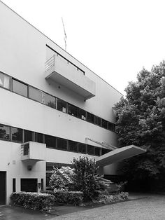 Villa Stein  Reportage Le Corbusier by Cemal Emden  LE CORBUSIER