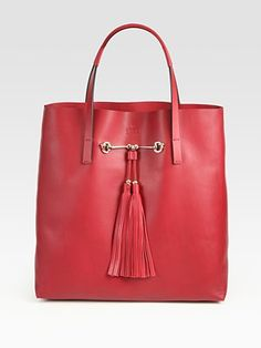 Gucci - Park Ave Small Tote - Saks.com (BB)