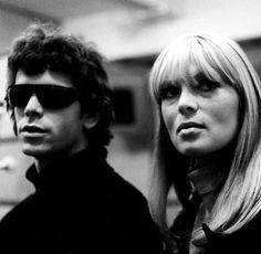 Lou Reed & Nico, aka The Velvet Underground - 1965
