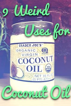 9 Coconut Oil Uses You Never Knew Existed! Coconut Oil Uses For Skin, Coconut Oil Facial, Coconut Oil Hair Growth, Coconut Oil Pulling, Cooking With Coconut Oil, Benefits Of Coconut Oil, Benefits Of Organic Food, Organic Recipes, Apple Cider