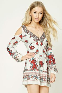 Beautiful floral dress for this Spring! #floral #dress #spring